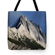 Majesty In The Canadian Rockies Tote Bag