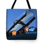 Major Douglass Tote Bag
