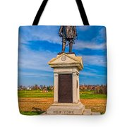 Major-general Doubleday Tote Bag