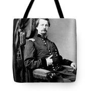 Major General Winfield Hancock Tote Bag