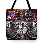 Major Nichols Tote Bag by Mark Howard Jones
