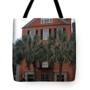 Major Peter Bocquet House Charleston South Carolina Tote Bag