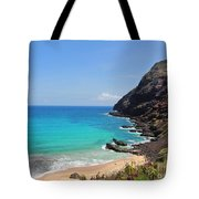 Makapu'u Beach  Tote Bag