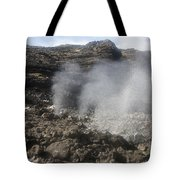 Makapuu Tidepools Tote Bag