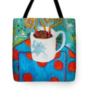 Coffee  By Janelle Dey Tote Bag