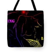 Making Love Tote Bag