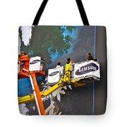 Making Paris Beautiful Tote Bag