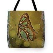 Malachite - Flying Jewel Tote Bag
