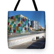 Malaga, Costa Del Sol, Malaga Province Tote Bag