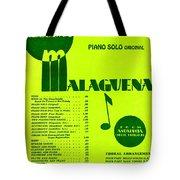 Malaguena Tote Bag