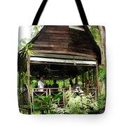 Malay Hut Tote Bag