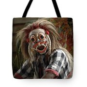 Male Berong Dancer Tote Bag