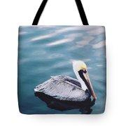 Male Pelican Tote Bag