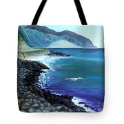 Malibu Beach Tote Bag