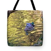 Mallard Pair Tote Bag