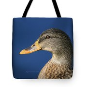 Mallard Queen Tote Bag