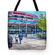 Malmo Arena 05 Tote Bag