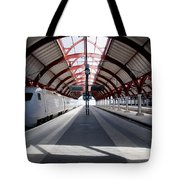 Malmo Central Station Tote Bag