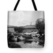 Malmsmead Bridge, C1900 Tote Bag