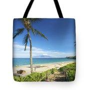 Maluaka Beach Park Tote Bag