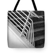 Mam Art Deco Stairs Tote Bag