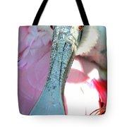 Mama Spoonbill Tote Bag