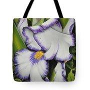 Mama's Favorite Iris Tote Bag