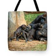 Mama's Little Babies Tote Bag