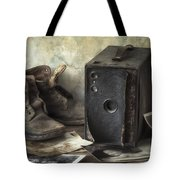 Mama's Memories Tote Bag by Amy Weiss