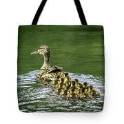Mamas Peeps Are Not In A Row Tote Bag