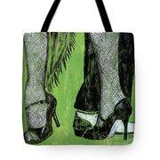 Mambo Tote Bag by Debbie DeWitt