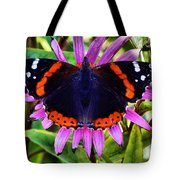 Mammoth Butterfly Tote Bag