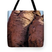 Mammoth In The Rock Tote Bag