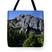 Mammoth Mountain Ski Area Tote Bag