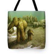 Mammoths Tote Bag