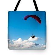 Man Bird Tote Bag