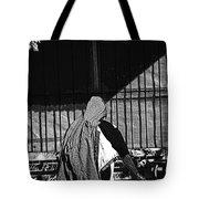 Man In The Street Tote Bag