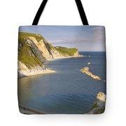 Man O' War Cove - Dorset Tote Bag