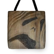 Man Of Sorrows I - Back Tote Bag