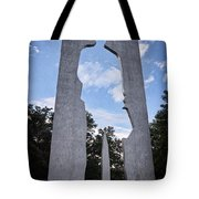 Man With A Briefcase II Tote Bag