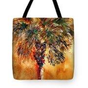 Manasota Key Palm 1 Tote Bag