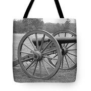 Manassas Battlefield Cannon Tote Bag