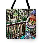 Manatee Color Tote Bag