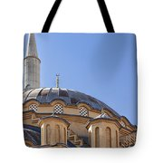Manavgat Mosque Tote Bag