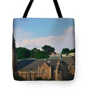 Manayunk - Saint John The Baptist Church Tote Bag