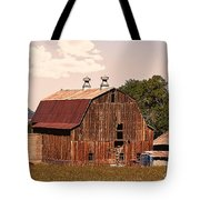 Mancos Colorado Barn Tote Bag