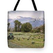 Mancos Colorado Landscape Tote Bag