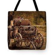 Mancos Flower Wagon Tote Bag
