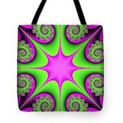 Mandala Cheerful Tote Bag