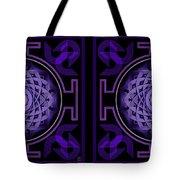 Mandala Hypurplectic - Stereogram Tote Bag